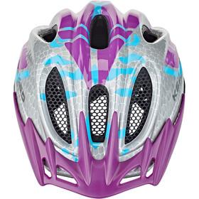 KED Meggy II K-Star Helm Kinder violet